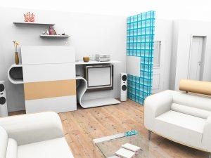 Vorschlag Wohnzimmer rechte Wohnung